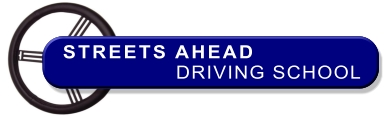 Streets Ahead Driving School in Brighton Logo